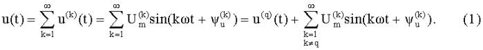 Способ получения электрических сигналов, однозначно идентифицирующих параметры составляющих входного комплексного сопротивления пассивного линейного двухполюсника