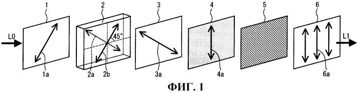 Жидкокристаллическое устройство отображения
