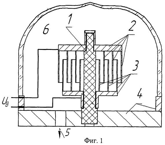 Способ изготовления вакуумных конденсаторов