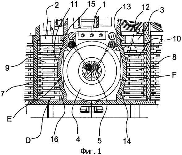 Электрическое коммутирующее устройство, имеющее дополнительную электрическую функцию