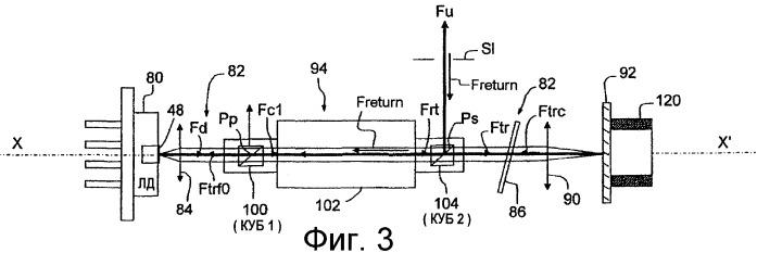 Компактный источник лазерного излучения с уменьшенной шириной спектра