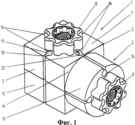 Средства для соединения строительных элементов и набор связанных между собой строительных блоков