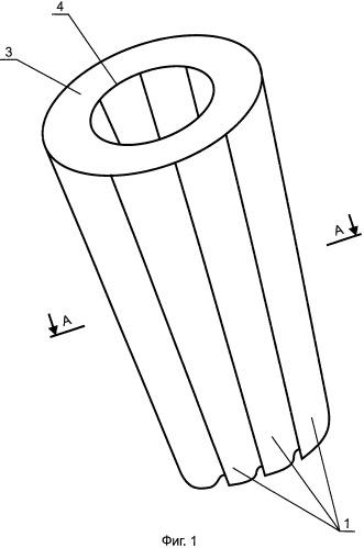 Пакет сепарационный вертикальный