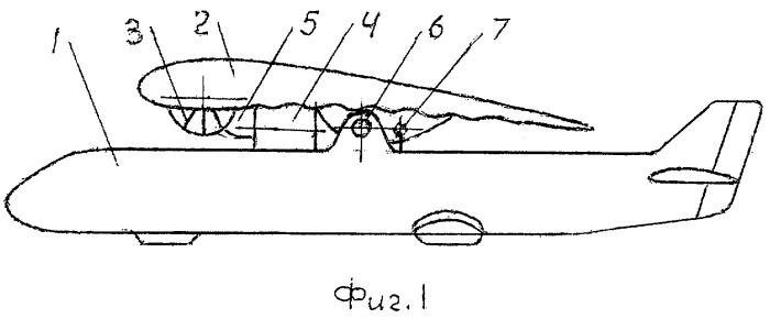 Самолет вертикального взлета