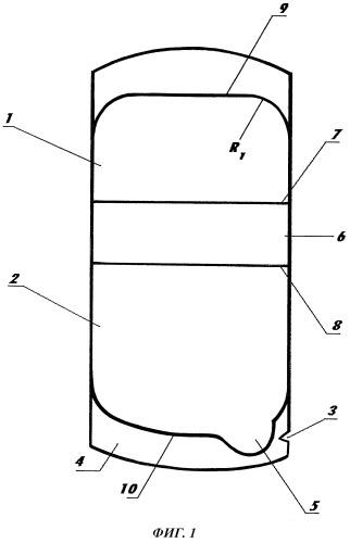Гибкий упаковочный контейнер и переходник для его изготовления (варианты)