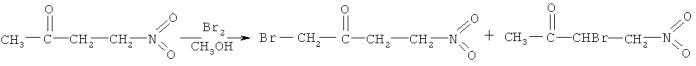 Способ получения 1-бром-4-нитробутанона-2
