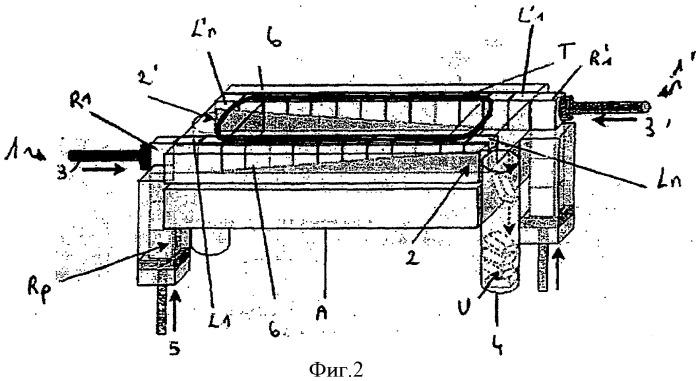 Способ нанесения покрытия на подложку, установка для осуществления способа и устройство подачи металла для такой установки