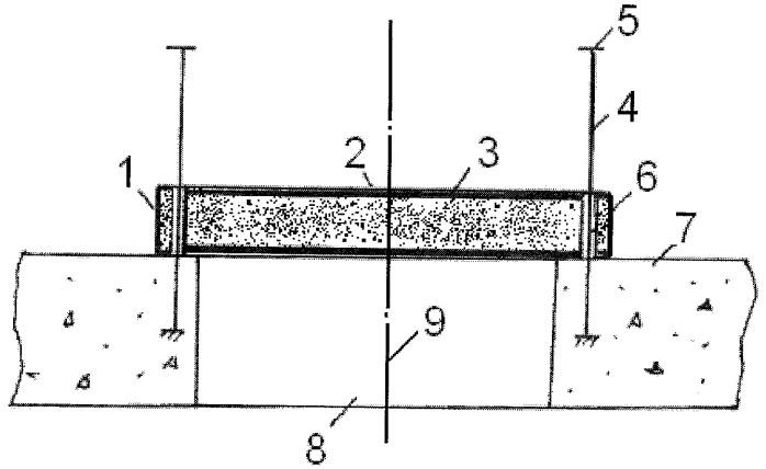 Противовзрывная панель