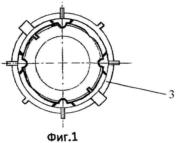 Фиксатор арматурных стержней для создания защитного слоя бетона