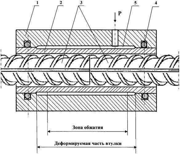 Способ соединения арматуры железобетонных конструкций