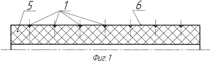 Способ бронирования вкладного заряда твердого ракетного топлива эпоксидным бронесоставом по боковой поверхности и способ определения вязкости эпоксидного бронесостава