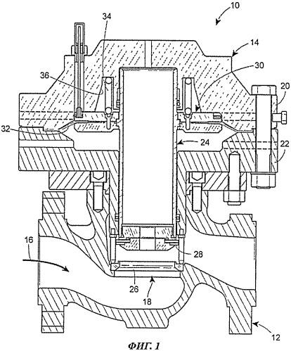 Позиционирующее устройство для регулятора давления