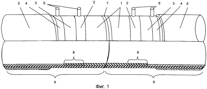 Способ монтажа трубопроводов из металлопластмассовых труб