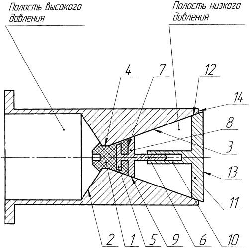 Герметизирующее устройство трубопровода