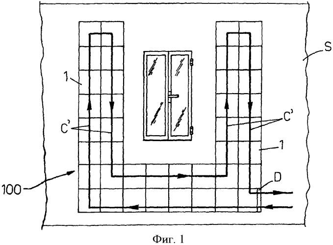Модульная теплообменная система