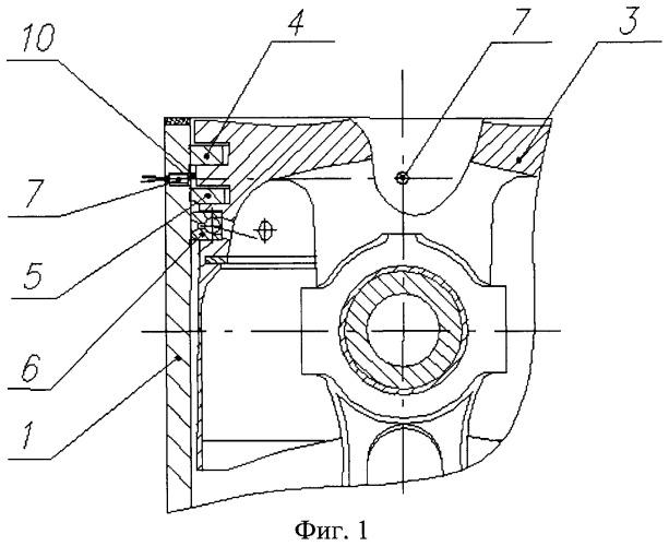 Способ оценки технического состояния цилиндропоршневой группы четырехтактного поршневого двигателя внутреннего сгорания