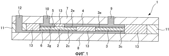 Модуль полупроводникового элемента и способ его изготовления