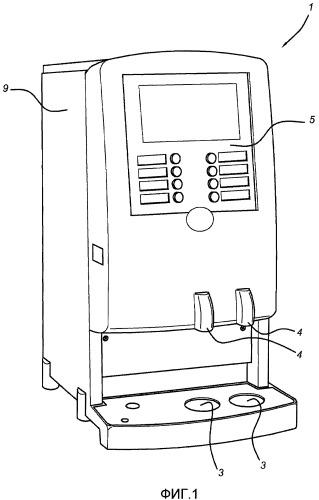 Смешивающее устройство с роторными ребрами