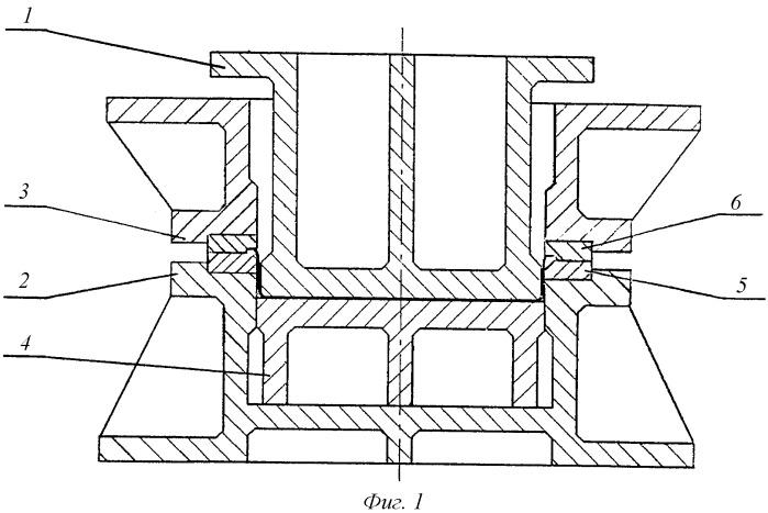 Штамп для вытяжки деталей сложной формы