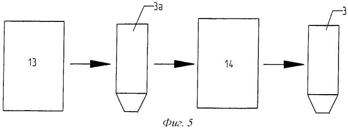 Способ изготовления ячеек для емкостей