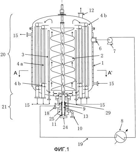 Устройство для получения полимерных смол, полимеризационная емкость и способ получения полимерных смол