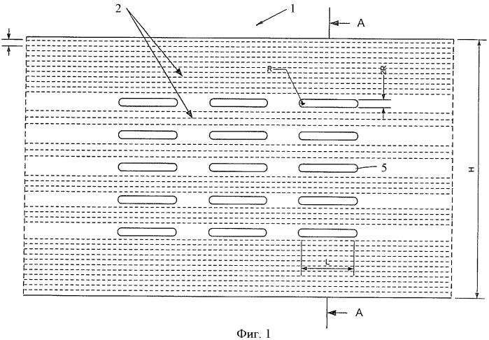 Инновационная пространственно полимерная решетка (варианты)