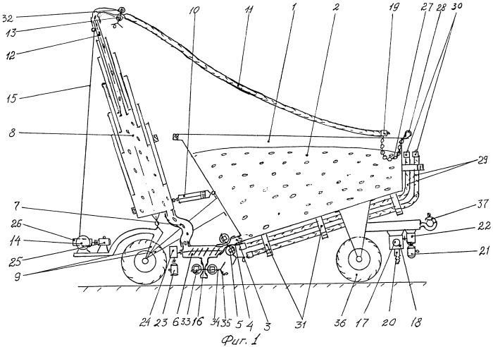 Устройство для доставки консистентных материалов на высокие отметки строящихся сооружений