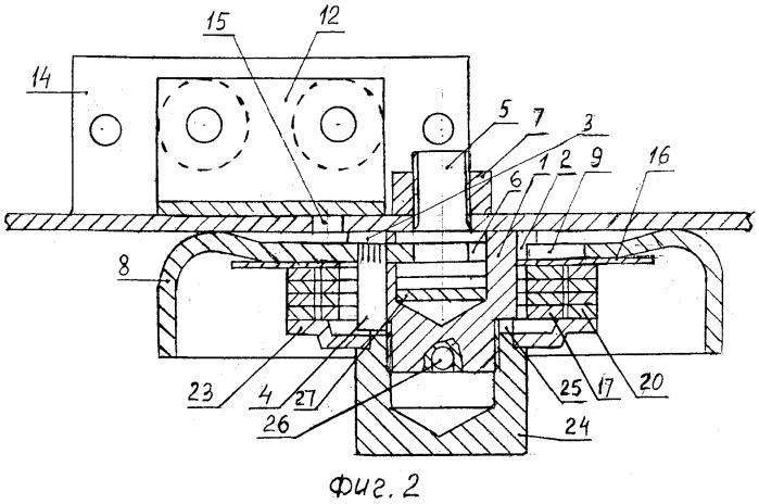 Кодовый замок со съемным механизмом кодирования