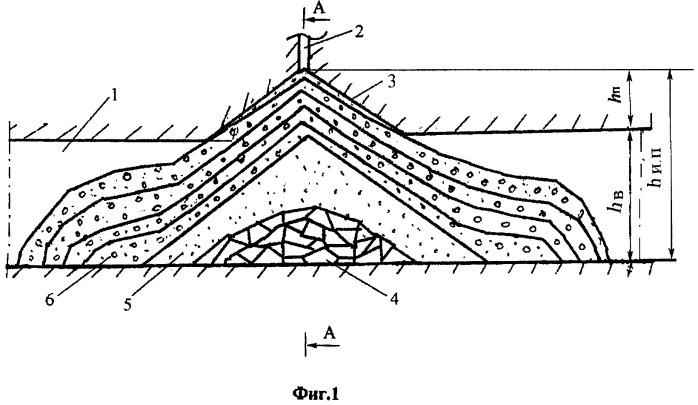 Способ изоляции аварийного участка при подземной разработке угольных пластов