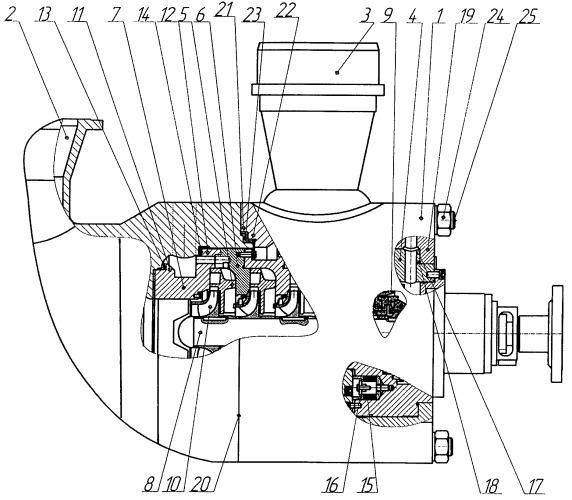 Насос центробежный блочно-модульный