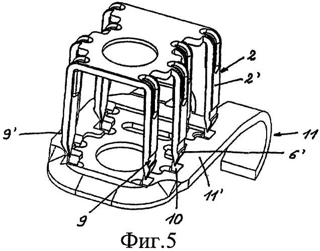 Зажимы для крепления скоб, соединяющих концы конвейерной ленты, и узлы из зажима и скобы
