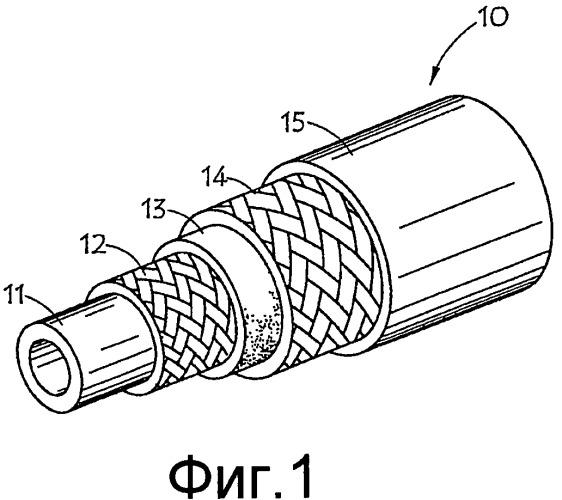 Расширяемый шланг (варианты), узел шланга и способ