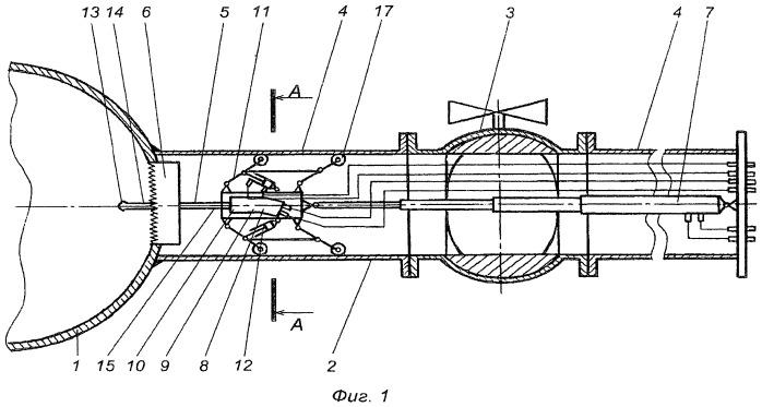 Устройство для врезки отвода в действующий трубопровод