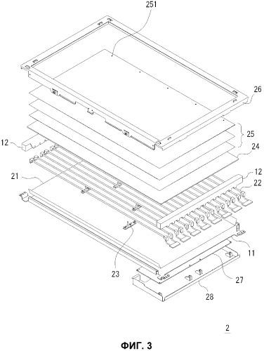 Устройство источников света, дисплейное устройство, монтажная панель и боковой держатель