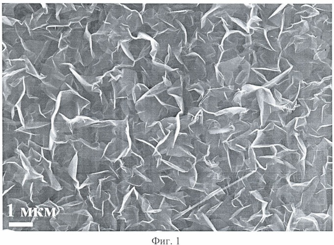 Способ получения наноструктурированного многослойного трехмерного композитного материала для отрицательного электрода литий-ионной батареи, композитный материал, отрицательный электрод и литий-ионная батарея