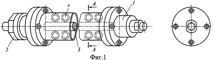 Заградительный фильтр свч диапазона