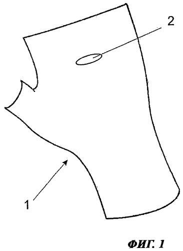 Ортопедическое вспомогательное устройство с закладным функциональным элементом
