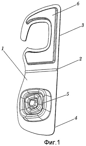 Контейнер для испарения летучих веществ и способ изготовления указанного контейнера