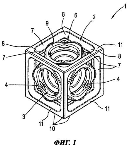 Система конструктивных элементов