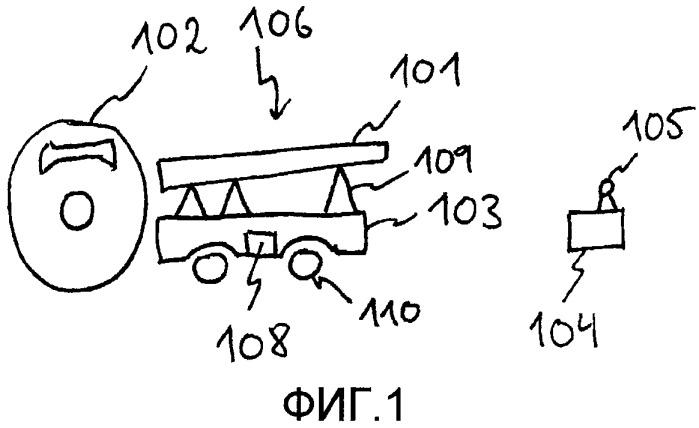 Система позиционирования и установки крыла