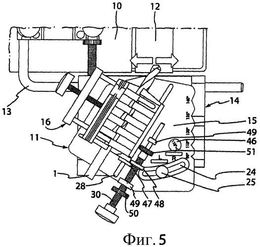 Устройство для заточки вершины спирального сверла и способ его использования
