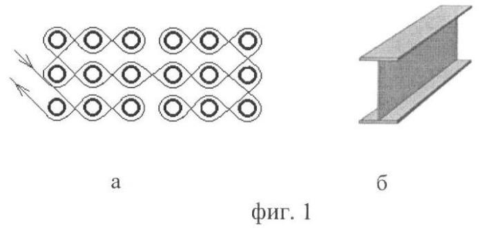 Тканая лента сложной геометрической конфигурации для объемных армированных композиционных изделий