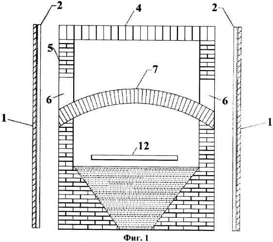 Устройство для сжигания водоугольного топлива