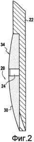 Устройство для контроля прямолинейных полостей вихревыми токами
