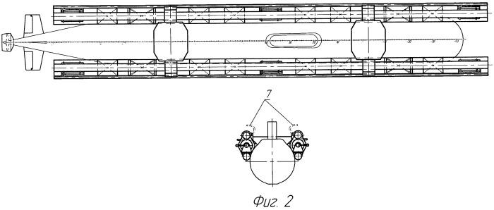 Устройство для обеспечения сейсмопрофилирования глубоководного морского шельфа методом укладки сейсмокос на морское дно с использованием подводного носителя и способ установки данного устройства на морское дно