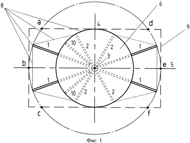 Объемный модуль для радиоэлектронной аппаратуры