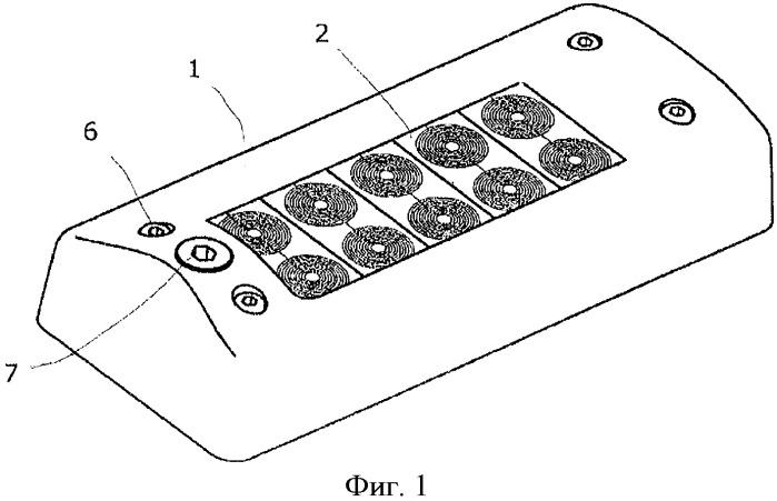 Переходная рама с встроенным прижимным устройством