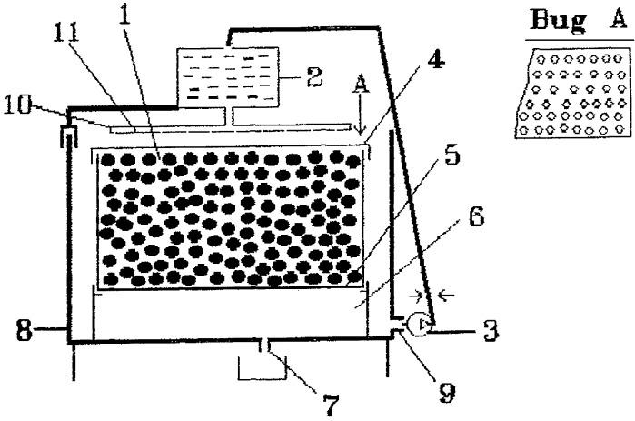 Устройство для определения водопроницаемости почвы