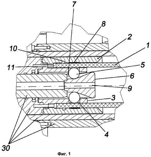 Механизм для захвата заготовки трубы в пресс-форме