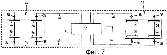 Устройство и способ контроля повреждений элементов ходовой части единиц подвижного состава